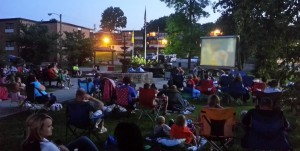 Movies in the Park 2013