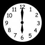 Six O'Clock