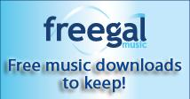 Freegal - Free Legal Music Downloads