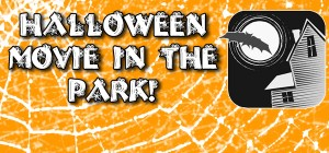 Halloween Movie in the Park